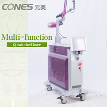 beauty salon equipment in dubai Tattoo Removal 1064nm 532nm Q Switched Nd Yag Laser