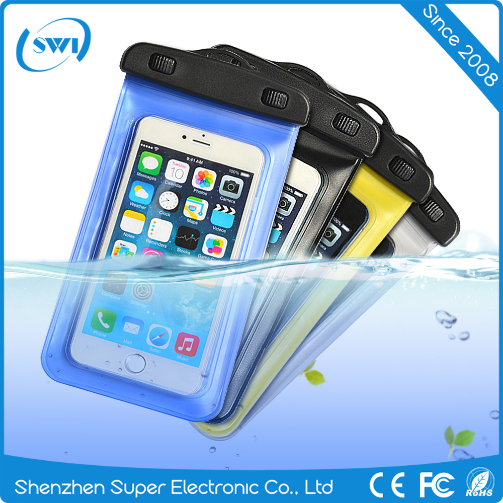 For iPhone 7/7plus Universal PVC Underwater pouch Diving case,waterproof bag for mobile <strong>phone</strong>