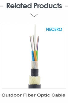 Fábrica de Fibra De Aramida Inhame necero Cabo de fibra Óptica capa preta