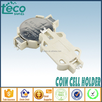 TBH-CR2032-M Ningbo TECO High Quality SMT type CR2032 Battery Holder