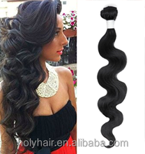 Factory price body wave remy brazilian hair extensions canada human hair weaving,Hair Extension