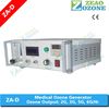 Hospital ozone air sterilizer medical ozone therapy equipment with CE mark