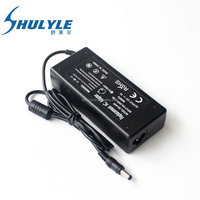 84w DC output power supply for original 12V 7A laptop ac adapter for LCD