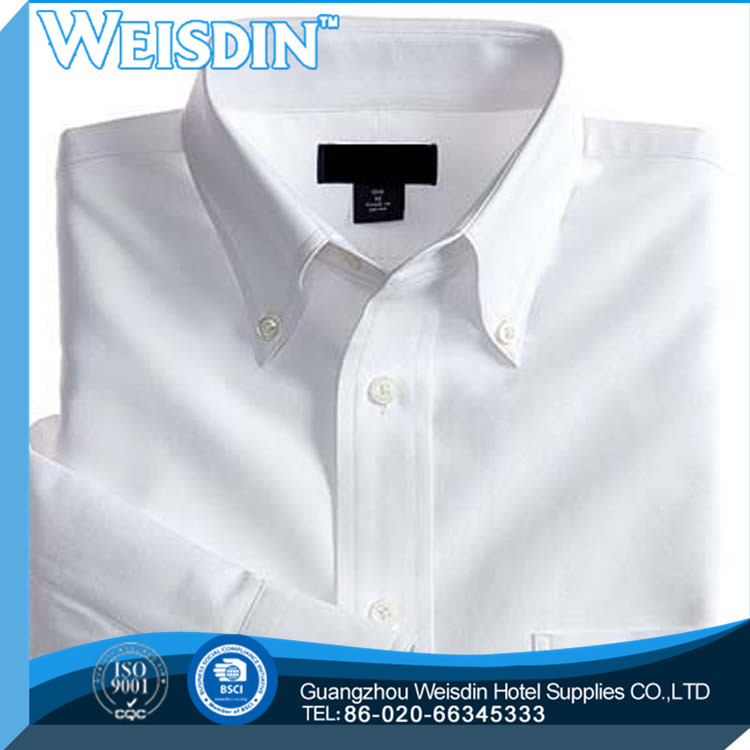 sales promotion twill polyester/cotton khadi shirts