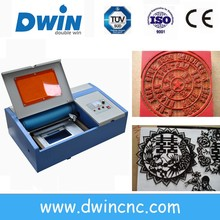 factory supply mini laser rubber stamp metal making engraving machine 300*200mm working area