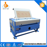 Alibaba China 3d co2 laser engraver cutter engraving and cutting machine