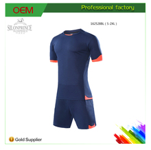 Blank Soccer Team Set Customized Football Shirt Maker Soccer Jersey Cheap Sublimation Custom Soccer Jerseys