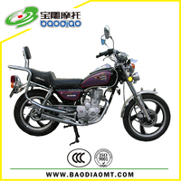 New Fashion Chinese Motocycle Sale 125cc EPA /DOT