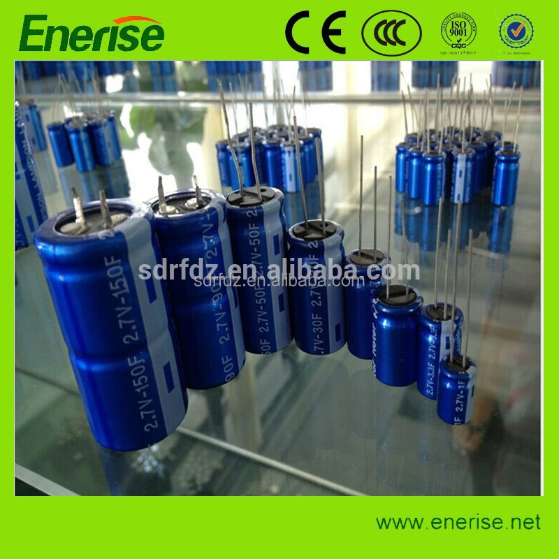 Graphene Ultracapacitor 2.7V200F Super capacitor/Supercapacitor/Ultra capacitor/Farad Capacitor for solar energy