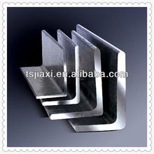 nickel finish angle iron
