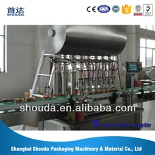 Trade assurance High efficiency and standard Crude Sunflower Oil filling machine factory