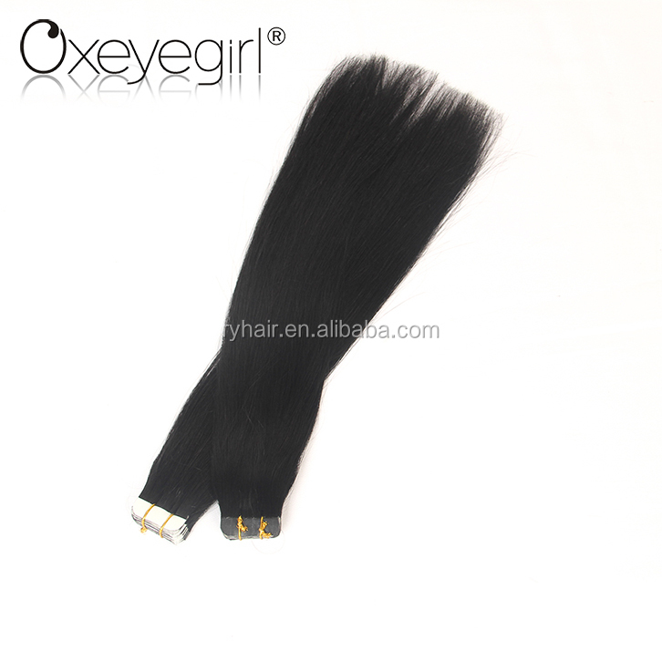 Ruiyu unprocessed mini flower tape hair extensions