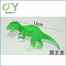 Wholesale small size plastic dinosaur model toy, kids toy dinosaur