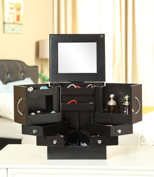 Multi-Functional Mirror cabinet/Make-up mirrored cabinet