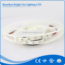 3014 12v IP20 warm white color 30LED UL certificate 5mm led strip for wholesale