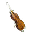 1000ML Handcraft Violin Shaped Fancy Glass Wine Bottles,Glass Liquor Bottle,Wine Bottle