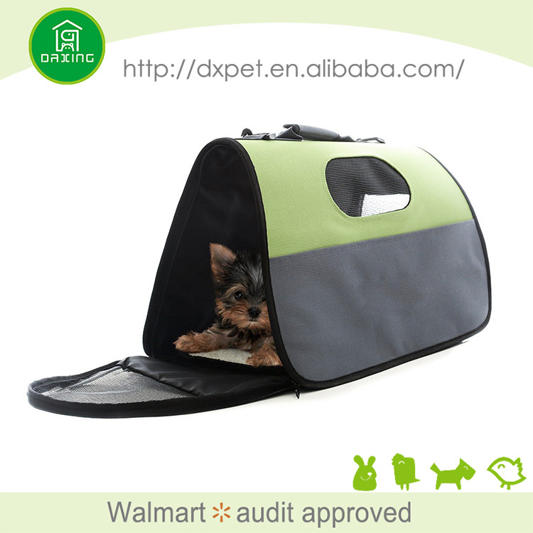 DXPB032 Carry on travel sling fashion soft dog carrier