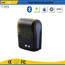 80mm mini android bluetooth thermal wireless pocket printer
