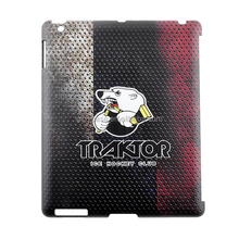 Custom 3D cover for iPad case with model 2