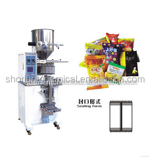 manual small tea bag vertical packing machine
