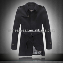 Long Coat Parka Coats with Battery Heated in Winter Coat