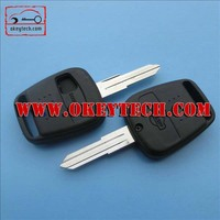 Okeytech nissan key Nissan bluebird 1 button remote key cover for nissan key cover