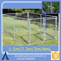 Chainlink Dog Kennels/ Chain Link cage