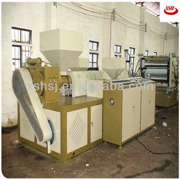 Plastic Foam Sheet Extrusion Line