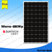 2017 hot sale solar panels in pakistan karachi with best quality and low price