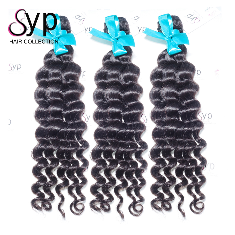 Cheap Cambodian Deep Curly Weave Hairstyles Human Hair 1 Bundle Deals Uk Sites