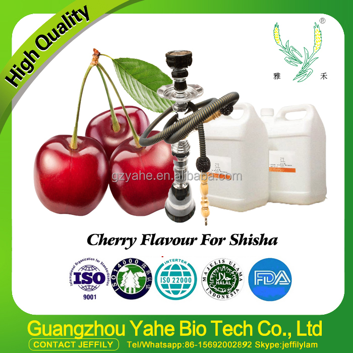 TOP TEN shisha flavour manufacturer in China,high quality cherry flavour used for hookah shisha