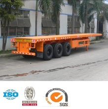 2014newst design large loading 40ft trailer/container truck