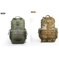 Two colors Outdoor Tactical Assault Messenger Sling Bag Hiking Day Pack MOLLE Loops Military backpack CL5-0048