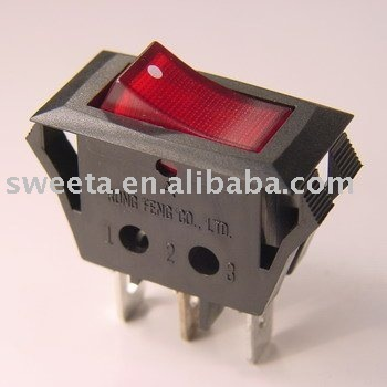 ROCKER SWITCH RF-1001