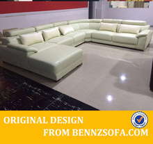 New model quality leather sofa beds for sale