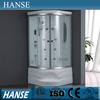 Modern european steam shower,touch screen control steam shower room