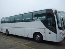 50 seater autobuses price GDW6121HK new bus model