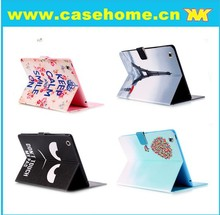 universal wallet flip leather case for ipad mini 1 2 3