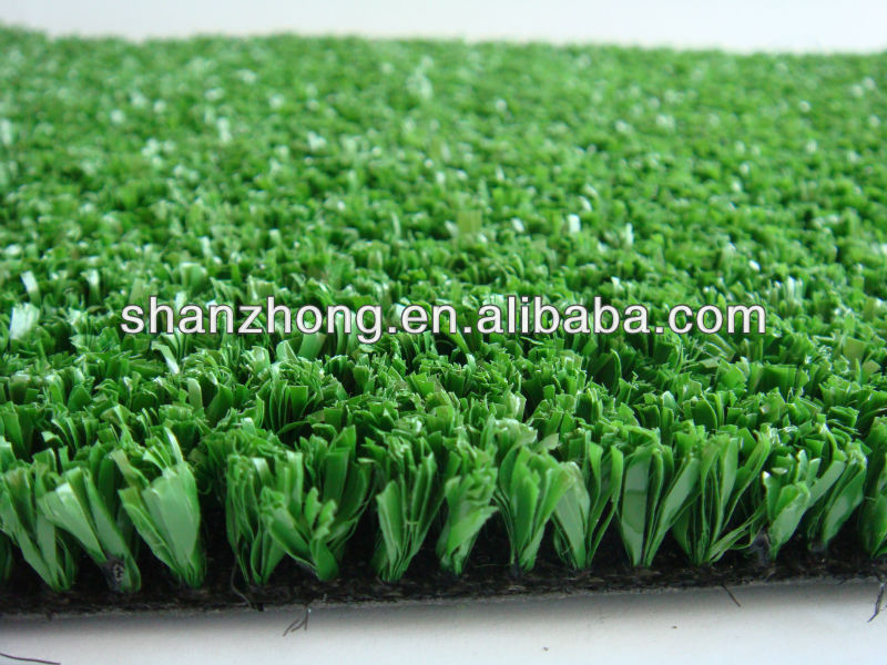 RELIABLE MANUFACTUERE high quality artificial turf for outdoor badminton court