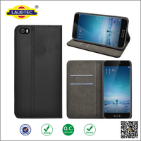 Magnetic Flip Cover Wallet PU stand Leather Case for Xiaomi 5