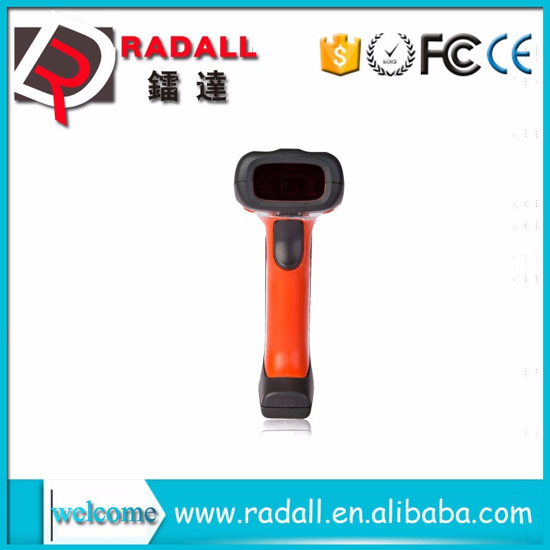 RD - 6650AT best price waterproof USB automatic laser barcode scanner automatic portable laser reader bar code