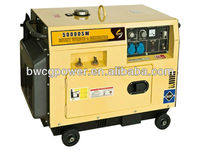 Hot Sale! 5kW Honda Diesel Welding Generator Set