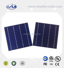 China manufacture good price high efficiency poly solar cell