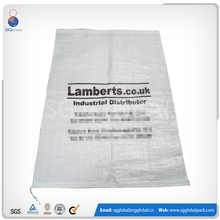 Plastic woven bags 50kg for rice packaging