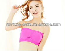 M1561 LY012 Seamless <strong>underwear</strong> anti emptied wipe bust chest wholesale sports bra