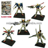 Wholesale Anime Gundam Seed Strike Gundam figure loose complete Set of 5pcs