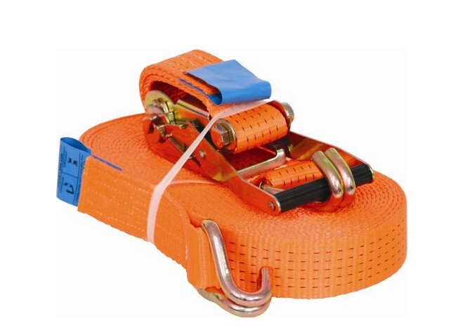 TUV CE approved 2500kg cargo lashing strap/ratchet tie down/load binder