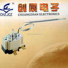 Thermostat switch/CHZJCZ 12mm emergency metal electrical push limit micro switches with symbol
