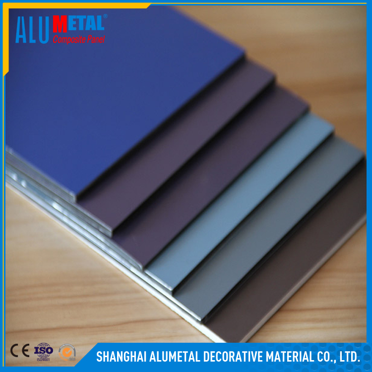 1250 aluminum composite panel