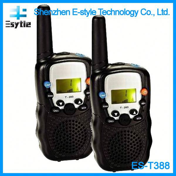 8-22 Channels mobile two way radio with Backlit LCD Screen for china alibaba T-388